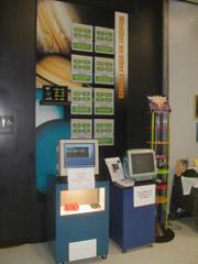 exhibit display