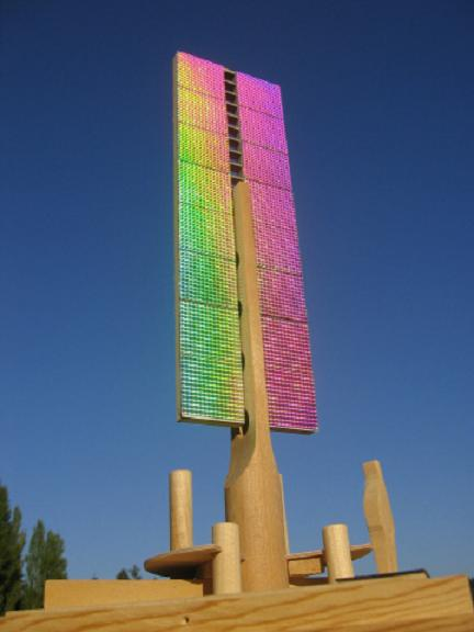 solarworks sculpture
