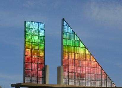 solarworks sculpture