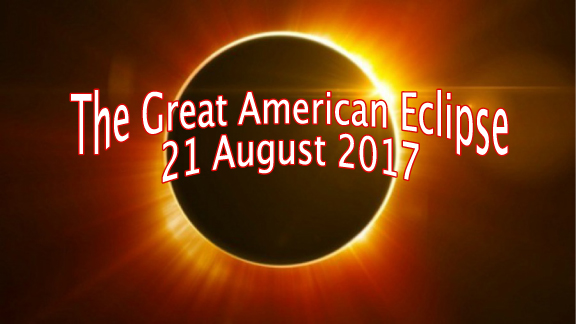 Great American eclipse of 21 August 2017