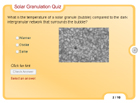 Granule Quiz