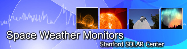 Space Weather Monitors- Stanford SOLAR Center
