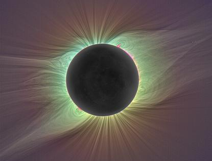 solar eclipse corona