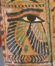Egyptian winged eye